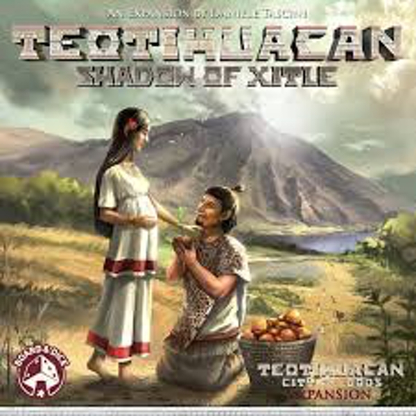 Teotihuacan: Shadow of Xitle Expansion