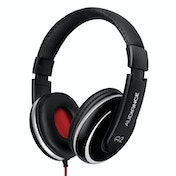Audiance A2 Headphones - Black-Silver