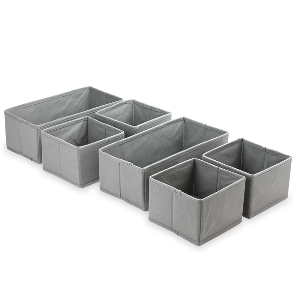 Drawer Organisers | M&W Set of 6