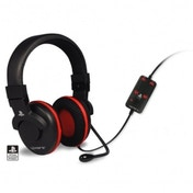 Officially Licensed Comm-Play Pro Stereo Gaming Headset CP-PRO PS3
