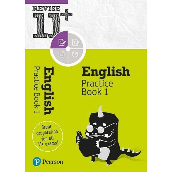 Revise 11+ English Practice Book 1 includes online practice questions Mixed media product 2018