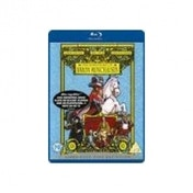 Adventures Of Baron Munchausen Blu-ray