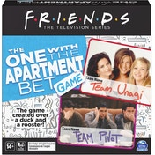 Friends The One With Apartment Bet Party Game