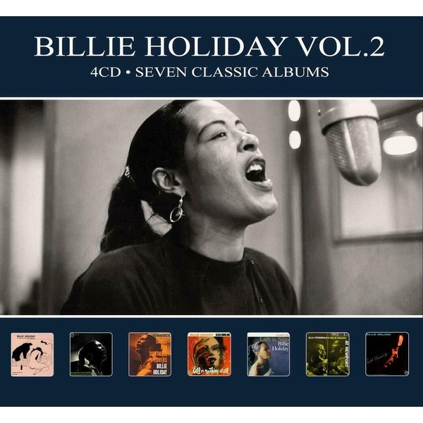Billie Holiday - Billie Holiday Vol. 2 Seven Classic Albums CD