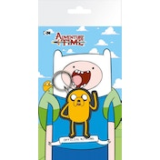 Adventure Time Jake Key Ring