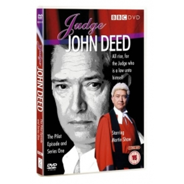 Judge John Deed: Series 1 DVD