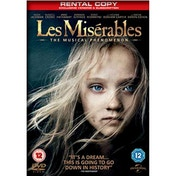 Les Miserables 2012 DVD