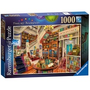 Ravensburger The Fantasy Bookshop 1000 Piece Jigsaw Puzzle