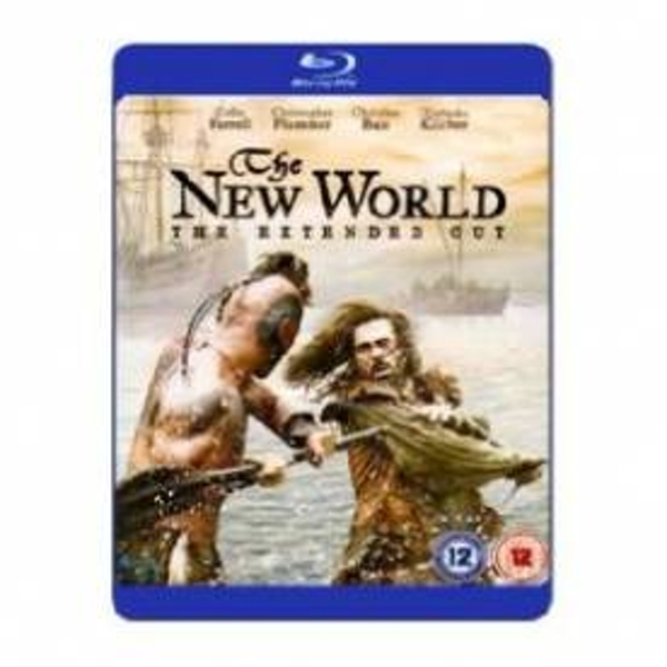 The New World Blu-Ray