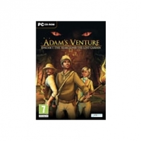 Adams Venture Episode One The Search For The Lost Garden Game PC