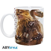 Star Wars - Chewbacca Ep7 Mug