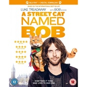 A Street Cat Named Bob Blu-ray