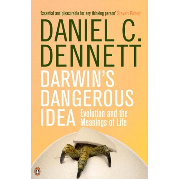 Darwin's Dangerous Idea: Evolution and the Meanings of Life by Daniel C. Dennett (Paperback, 1996)