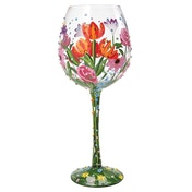 Lolita Superbling Spring Bling Extra Large Wine Glass