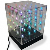 Colour changing LED Cube Light