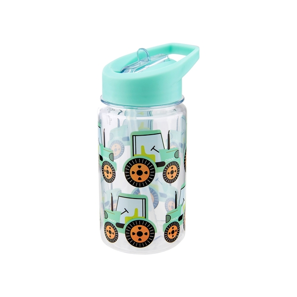 Sass & Belle Drink up Tractor Water Bottle