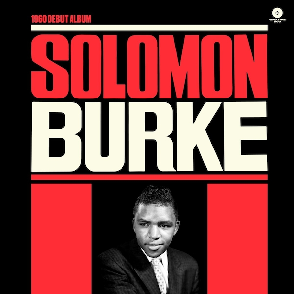 Solomon Burke - Solomon Burke (1960 Debut Album) (Limited Edition) Vinyl