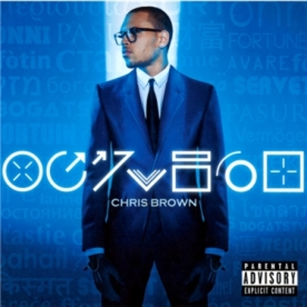 Chris Brown Fortune CD