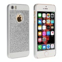 YouSave Accessories iPhone SE Flash Diamond Case - Silver