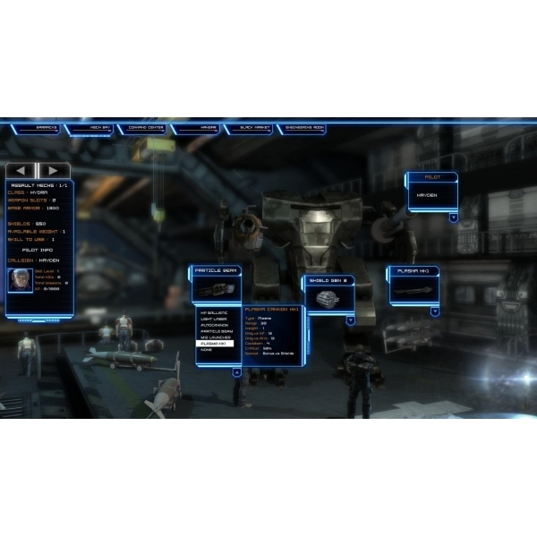 Mechs & Mercs Black Talons PC Game - Image 6