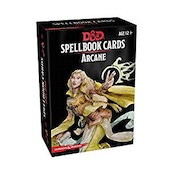 Dungeons & Dragons D&D Arcane Spellbook Cards
