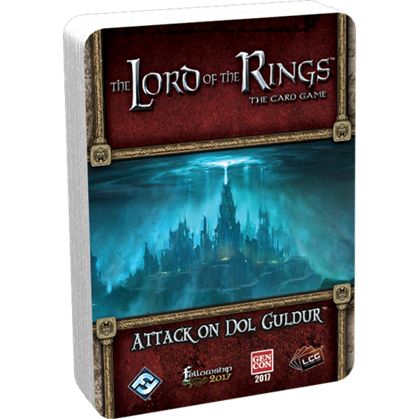 Lord Of The Rings LCG Attack on Dol Guldur