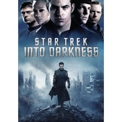 Star Trek Into Darkness DVD