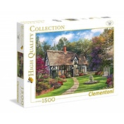 Clementoni The Hideaway Cottage Jigsaw Puzzle (1500-Piece)