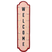 Welcome Light Up Sign