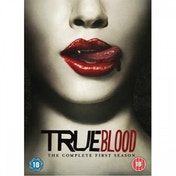 Ex-Display True Blood The Complete Series 1 DVD Used - Like New