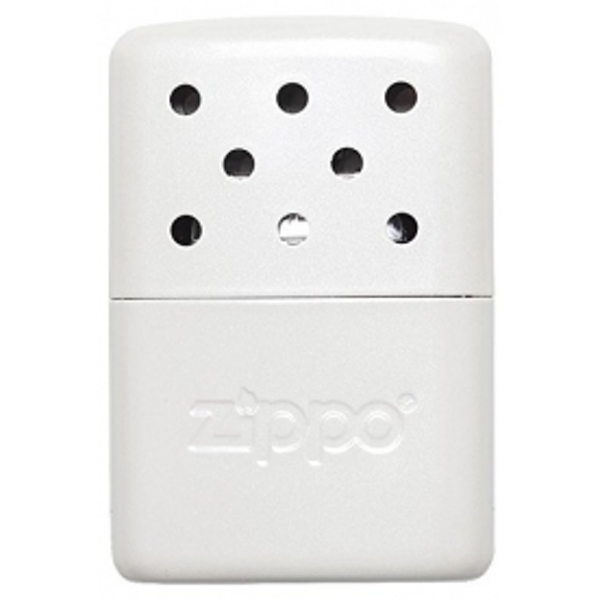 Zippo 6 Hour Easy Fill Re-Useable Hand Warmer Pearl - Image 1