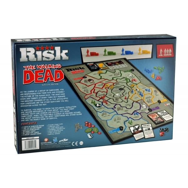 Risk The Walking Dead Edition - Image 5
