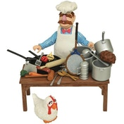 Swedish Chef (Muppets) Deluxe Figure Set