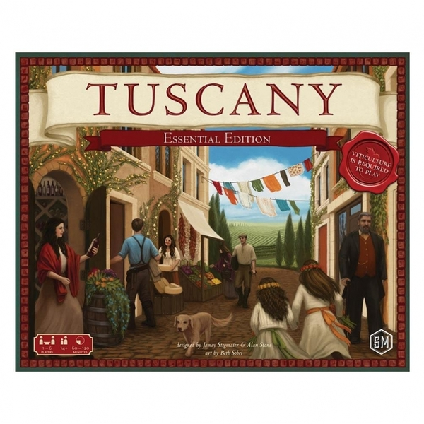 Tuscany Essential Edition - Image 1