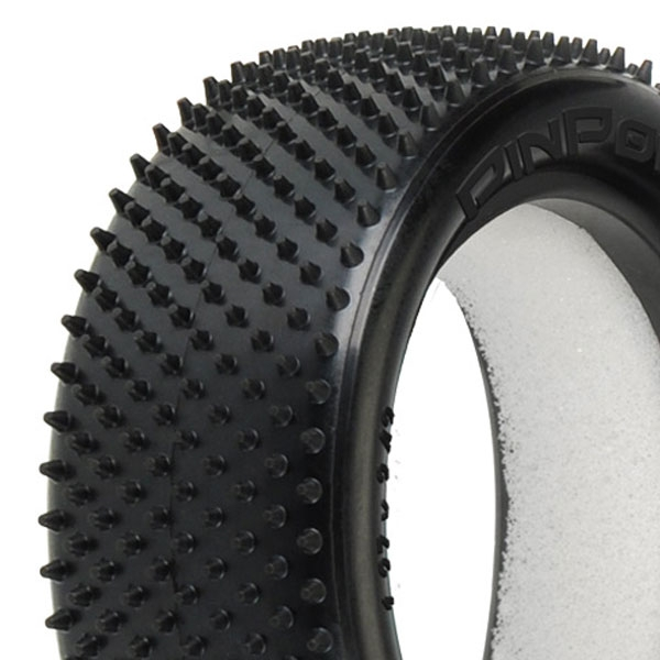 """Proline 'Pin Point' 2.2"""" Z3(M) Buggy Front Tyres"""