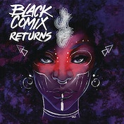 Black Comix Returns Hardcover