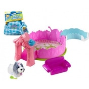 Zhu Zhu Pets Puppy with Carrier and Dog House