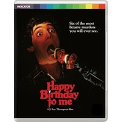 Happy Birthday to Me - Limited Edition Blu-Ray   DVD