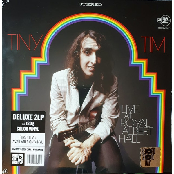 Tiny Tim - Live At Royal Albert Hall Rsd 2019 Vinyl