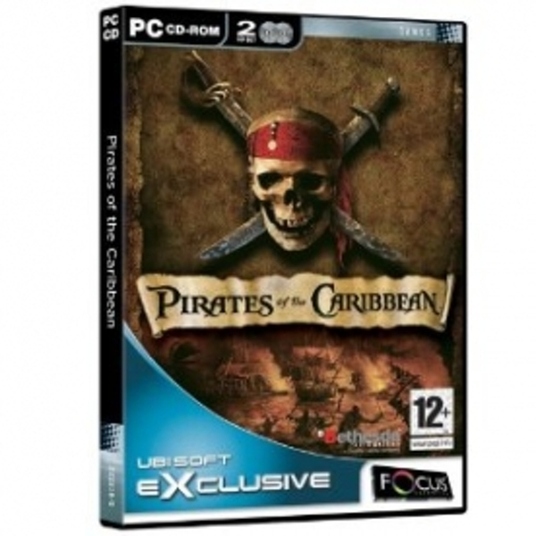 Ex-Display Pirates of the Caribbean Game PC Used - Like New