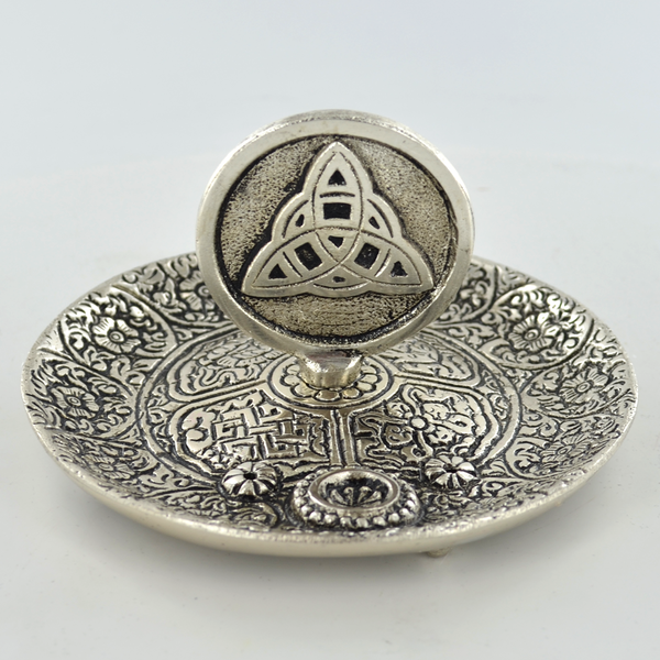 Celtic Incense Plate