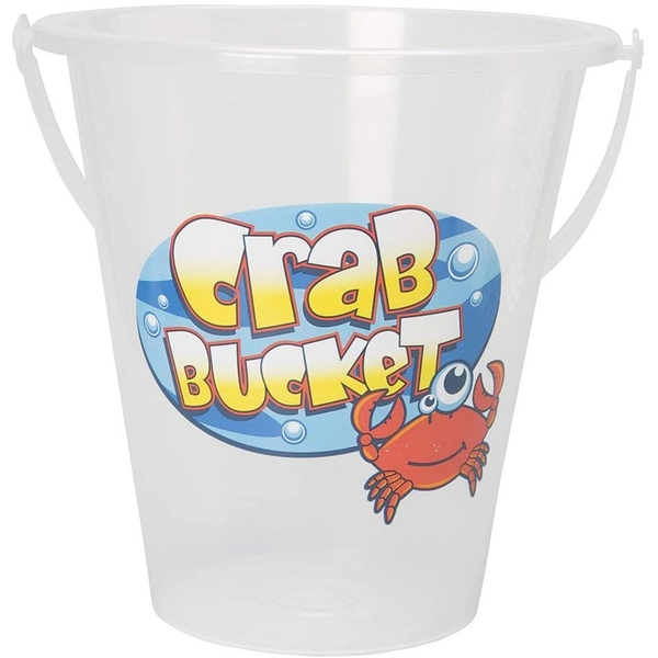 Large 23cm Crab Bucket