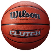 Wilson Clutch Basket Ball Brown - Size 7