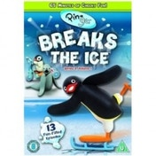 Pingu - Breaks The Ice DVD