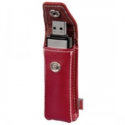 Hama USB Stick Storage drive carrying case Red 00090771