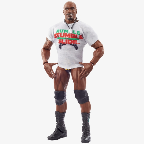 Titus O'Niel (WWE) Royal Rumble Figure - Image 1