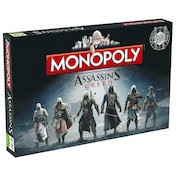 Assassin's Creed Monopoly Board Game