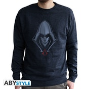 Assassin's Creed - Generic Men's Large Hoodie - Navy