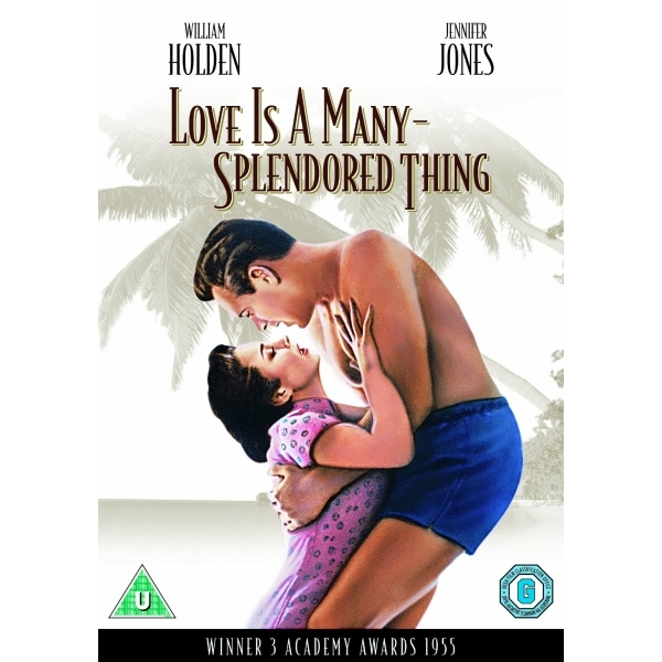 Love Is A Many Splendored Thing DVD