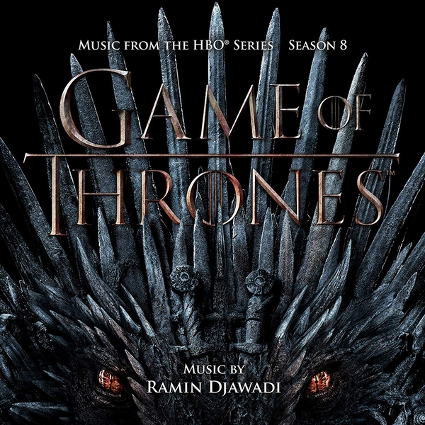 Game Of Thrones: Season 8 Soundtrack OST CD